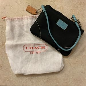 Coach a Wristlet
